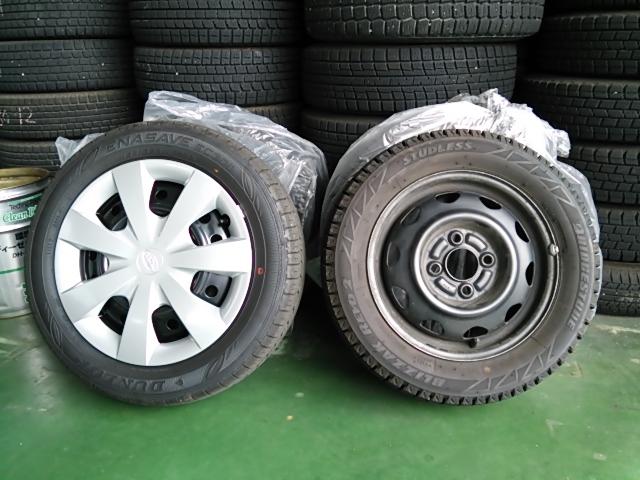 軽タイヤの互換性