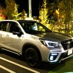 NEW FORESTER1.8ターボ試乗