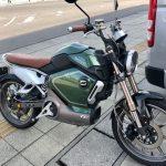 EVバイクの進化版