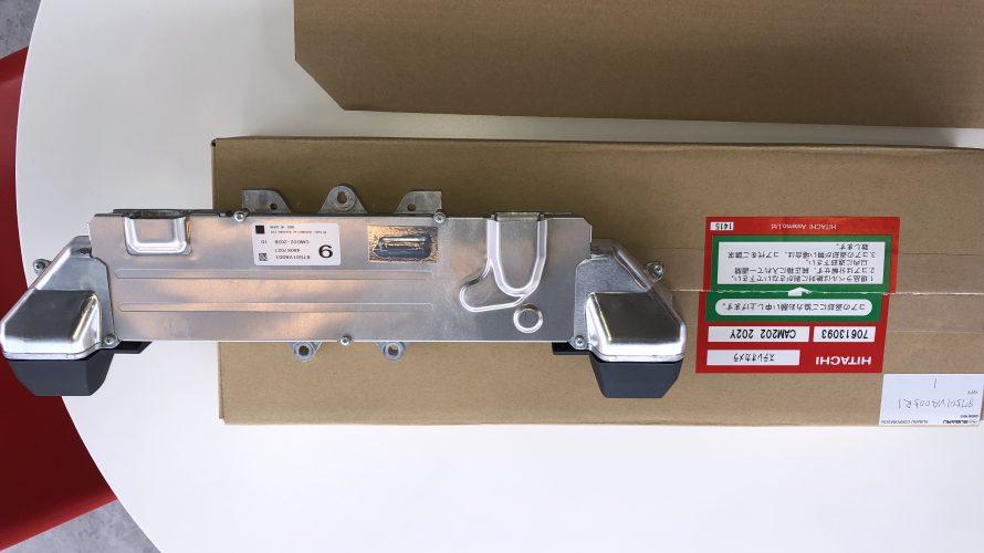 EyeSightカメラ交換